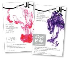 Idye Poly Color Mixing Chart Dyeing Idye For Natural Fabrics And Idye Poly D T