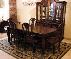 millennium old world 7pc dining table u0026 chair set item number d55335tb furniture chair set h88 furniture