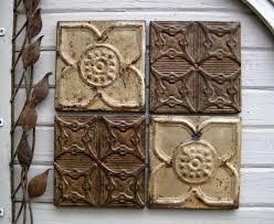 sagging tin ceiling tiles bathroom:  custom antique tin ceiling tiles