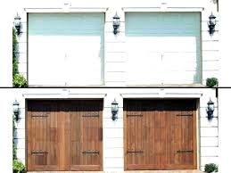 luxury garage door sensor wire