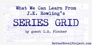 what we can learn from j k rowling s series grid better novel  what we can learn from j k rowling s series grid
