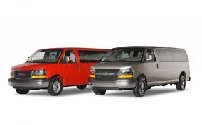 2001 Chevrolet Express - Information and photos - ZombieDrive
