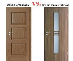 lemn masiv vs lemn stratificat