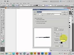 tutorial ilrator cs5 changing color of brushes cs4 cs3 cs2 etc