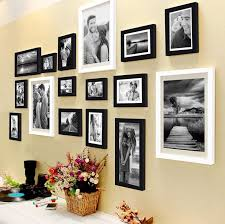 photo picture wall frame set gallery