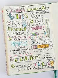 Design A Journal Bullet Journaling 101 Everything You Need To Know To Get