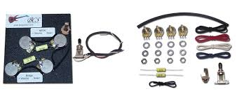 bcs guitars wiring upgrade for epiphone and import les pauls bcs standard lp complete small add