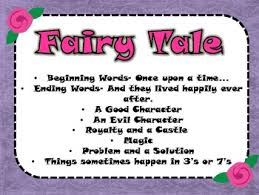 Elements Of A Fairy Tale Fairy Tale Elements And Writing Activities By Kristi Luckenbaugh
