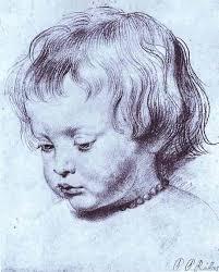 <b>Peter Paul</b> Rubens Portrait of a Boy Nicholas Rubens - Peter-Paul-Rubens-Portrait-of-a-Boy-Nicholas-Rubens