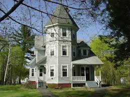 image of small house plans with turrets popular