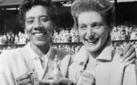 Angela Buxton and Althea Gibson's friendship was no ordinary bond, but  their outsider statuses brought them together