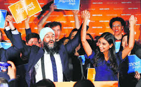 Posted aug 12, 2021 2:40 pm mdt. Jagmeet Grabs Seat In Canadian Parliament
