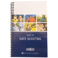 Guide To Safe Scouting Chart Guide To Safe Scouting