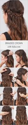 Fashion Easy Hairstyles For Short Curly Hair Adorable Cute