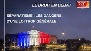 Séparatisme : les dangers du projet de loi. — Paroisse Saint-André en  Gavot-Léman