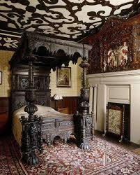 Gothic Victorian Bedroom Check us out on Fb- Unique Intuitions  #uniqueintuitions #gothic #