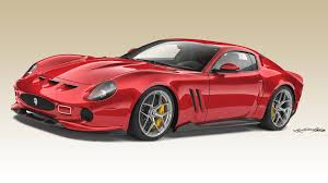 Ares Design Ferrari 250 Gto By Ares Design Is A Coach Built 812 Superfast