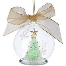 Lenox Christmas Ornament, Lighted Wonderball Tree