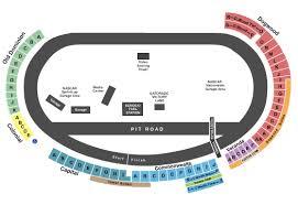 Richmond Raceway Seating Chart Richmond International Raceway Seating Chart Richmond