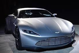aston martin james bond spectre. the new bond car an aston martin db10 is seen during event to launch 24th james film u0027spectreu0027 at pinewood studios iver heath in spectre a