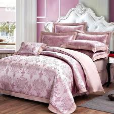 bedding set bedding set decoration with silk sheets king king size bed frame king