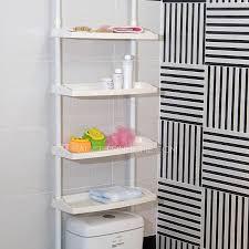 freestanding bathroom shelves over toilet. white plastic assemblable bathroom shelves over toilet freestanding