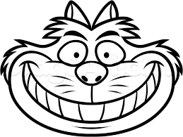 Small Picture Great Cheshire Cat Coloring Pages 74 For Your Download Coloring