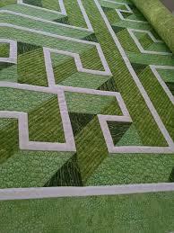 Labyrinth Walk Quilt Pattern Interesting LABYRINTH QUILTPCLabyrinth Walk Customer