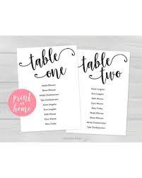 Wedding Seating Chart Cards Template Printable Seating Chart Cards Bedowntowndaytona Com