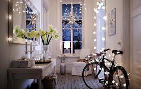 Mit Lichterketten Dekorieren Schöner Wohnen