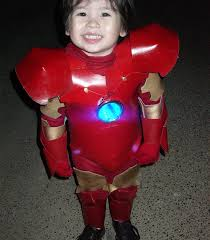 my handmade version of iron man for my little one so cute