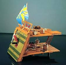 wooden model ship kits to build beginner and easy 1
