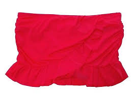 Kenneth Cole Plus Size Swimwear Size Chart Kenneth Cole Swim Skirt Size S Coral Swimsuit Skirted Bikini