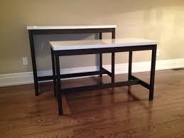 ikea table office. fine ikea bar table and desk  using ikea tops vika amon for ikea office v