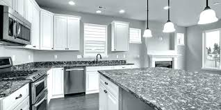 white grey quartz countertops gray and