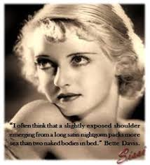 Bette Davis-I love her on Pinterest | Bette Davis, Seat Belts and ... via Relatably.com