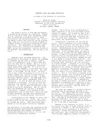 computer vision and human perception an essay on the discovery of  computer vision and human perception an essay on the discovery of constraints pdf available