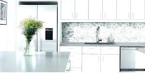 modern tile backsplash. Brilliant Modern Contemporary Subway Tile Backsplash Modern Tiles Stylish Kitchen  Ideas Elegant White Glass  On S