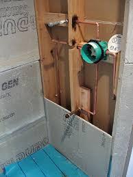hansgrohe shower valve. HansGrohe Shower Installation With I-Box Hansgrohe Valve E