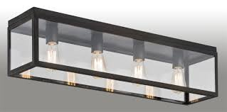 rectangular ceiling light. Contemporary Ceiling Light / Rectangular Metal LED T