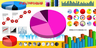 Free Charts And Graphs Charts And Graphs In Vector Format Download Free Bar