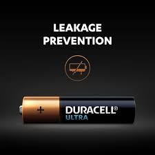 <b>AAA</b> Alkaline Batteries - <b>Duracell Ultra</b> Batteries