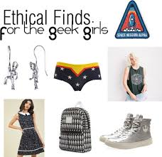 Mokuyobi Size Chart Ethical Products For The Fashionable Geek Girl Any Worth