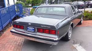 1989 Chevrolet Caprice Brougham LS w/Leather @ Karconnectioninc ...