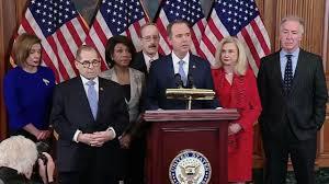 Democrats Introduce 2 Impeachment Articles Against Trump