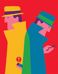 Illustrations by Adrian Johnson | Daily design inspiration for creatives |  Inspiration Grid