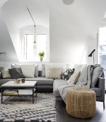 Red And Grey Decorating Accessories Alluring Grey Black White Living Room Amazing Design