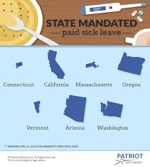 California Labor Law Sick Doctors Note State Mandated Paid Sick Leave
