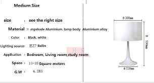 Stylish Lamp Shade Size How To A Idea Advice Plus Thi