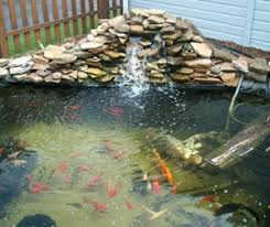 how to build a small waterfall pond how to build a garden pond
